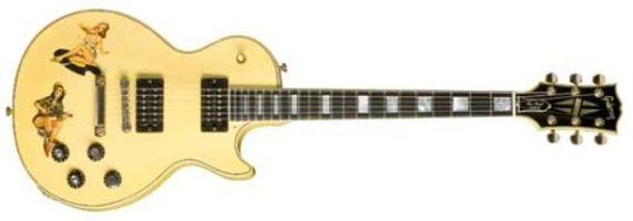 Gibson Steve Jones