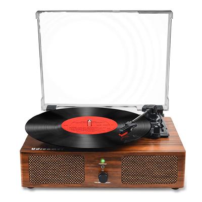Vinyl Record Player Bluetooth Turntable