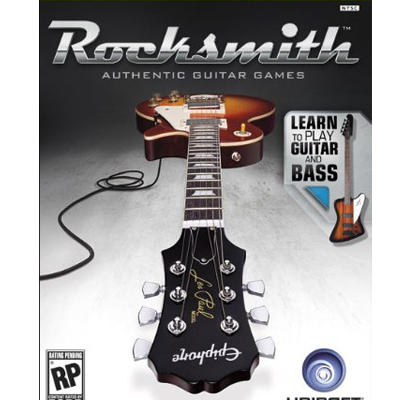 Rocksmith for Guitar and Bass
