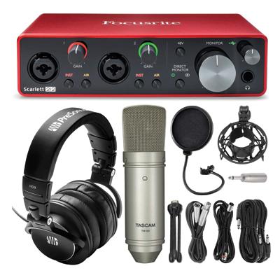 Recording Audio Interface