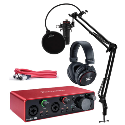 Focusrite Scarlett USB Audio Interface