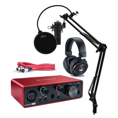 Focusrite Scarlett Solo Studio Audio Interface