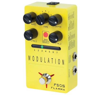 Multi Modulation Pedal Guitar