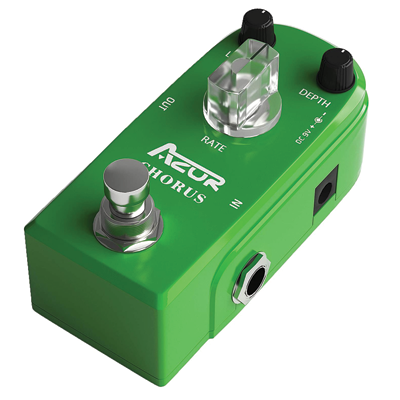 AZOR Chorus Guitar Effect Pedal Pure Analog