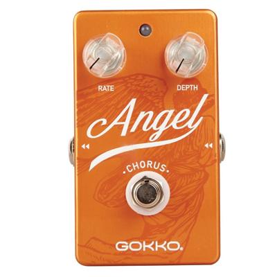 GOKKO AUDIO Angel Chorus Guitar Effects Pedal