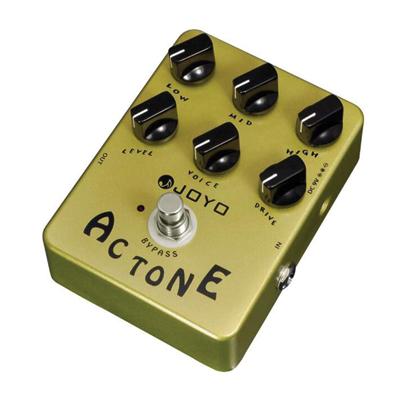 JOYO AC Tone Vintage Tube Amplifier Effects Pedal