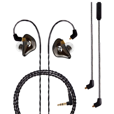 Ear Monitor Headphones for Singers Drummers