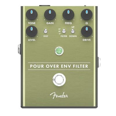 Fender Pour Over Envelope Filter Electric Guitar Pedal