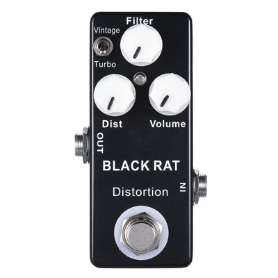 Mosky Mini Distortion Guitar Pedal