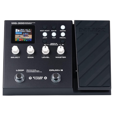 NUX Multi Effects Pedal