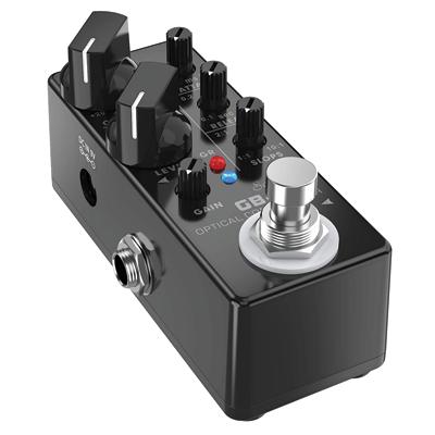 SanJune Optical Compressor Guitar and Bass Effects Pedal